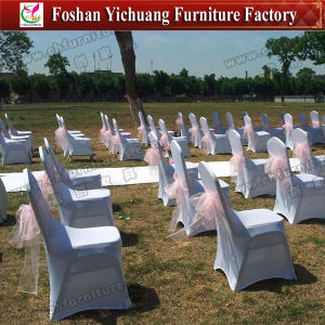 Spandex Wedding Chair Cover (YC-858-02) pictures & photos