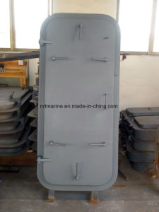 Marine Steel Weather Tightness Door 1400mm X 900mm pictures & photos