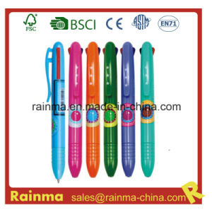 Color Plastic Pen for School and Office Stationery pictures & photos