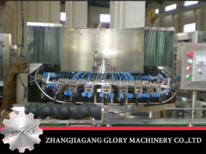 10000bph Automatic Glass Bottle Washing Machine pictures & photos