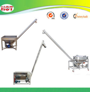 Automatic Plastic Hopper Screw Feeder Machine pictures & photos