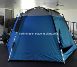 Large Waterproof Outdoor Automatic Camping Tent pictures & photos