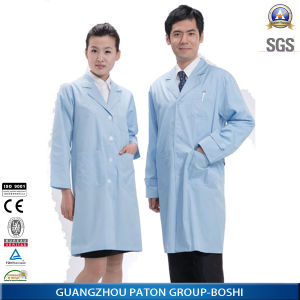 New Medical Uniforms Scrub, Lab Coat Top Quality-Md006 pictures & photos