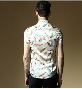 New Fashion Hawaiian Shirt for Men pictures & photos