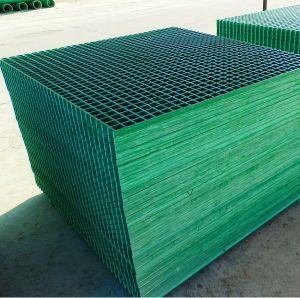 FRP Molded Grating and FRP Pultruded Anti-Slip Grating for Walkway pictures & photos