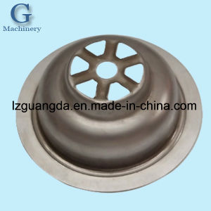 Customized Metal Spinning Part/Deep Drawing Part for Lamp Cover Fabricated pictures & photos