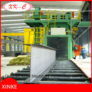 Hot Sale Pass Through Roller Bed Type Shot Abrasive Equipment pictures & photos