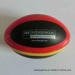 OEM Colorful PU Rugby Stress Ball pictures & photos