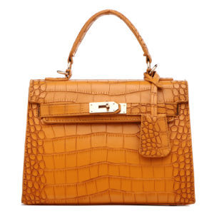Guangzhou Wholesale High Quality Fashion Handbag Women Tote Bag pictures & photos