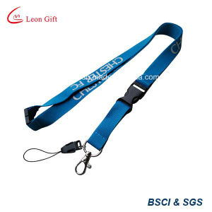 Promotion Custom Lanyard with Metal Clip pictures & photos