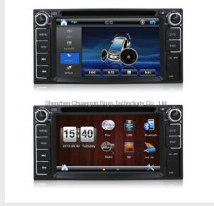 6.2inch Car DVD Multimedia Player Double DIN Radio Receiver pictures & photos