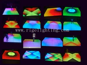 Hot Sale 1m*1m Professional Version LED Digital Dance Floor pictures & photos