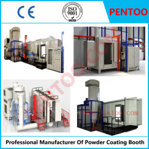 Powder Coating System for Painting Aluminum Sections with Good Quality pictures & photos