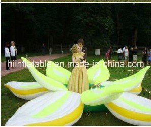 New Brand Romantic Wedding Decoration/Stage Decoration Inflatable Flower