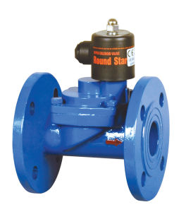 PS Series Steam Brass Flange Solenoid Valve pictures & photos
