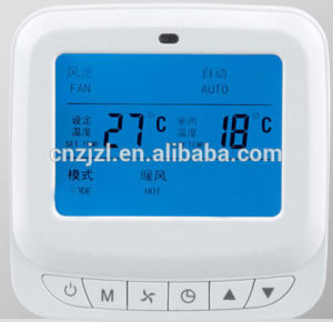 Resour Electronic Room Thermostat with Liquid Crystal Display (LRT-011) pictures & photos