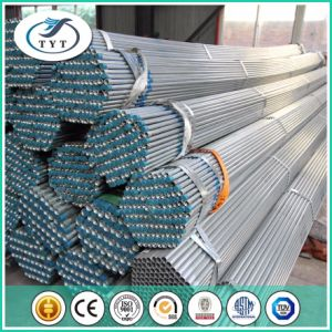 Galvanizing Steel Pipe BS1387 & ASTM & JIS pictures & photos