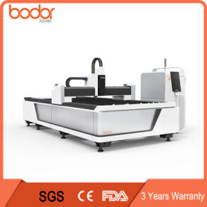 Metal Sheet CNC Fiber Cutting Machine for Sale pictures & photos