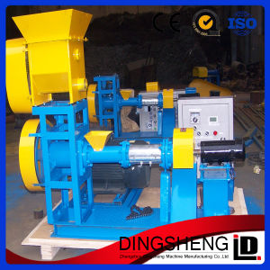 Floating Fish Feed Pellet Making Machine From Dingsheng pictures & photos