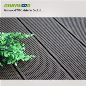 Classic Solid Wood Plastic Composite Flooring Decking pictures & photos