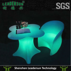 Patio Hotel Bar Banquet Lighting Outdoor LED Table Furniture Ldx-Z02