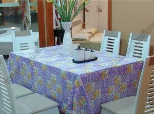 Professional Manufacturer of Table Cloth pictures & photos
