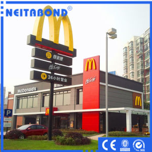 Sign Display Aluminum Composite Panel ACP Group Wall Sandwich Panel pictures & photos