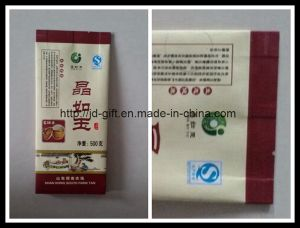 OEM Customized Printing Plastic Laminated Side Gusset Food Packing Bag pictures & photos