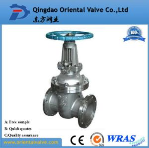 Industrial Dn50 Stainless Steel Gate Valve with Prices pictures & photos
