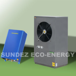 EVI Split Low Ambient Temperature Air to Water Heat Pump (17KW)