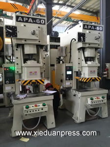 Taiwan Model 60ton Sheet Metal Forming Machine for Sale pictures & photos