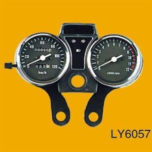 Low Price Motorbike Speedometer, Motorcycle Speedometer for Ly6057 pictures & photos