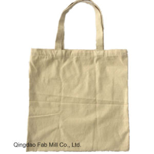 100% Cotton Customized Leisure Hand Bag (HBG-009) pictures & photos