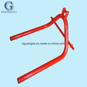 OEM Customized Cutting and Bending Powder Coating Metal Mounted Tube pictures & photos