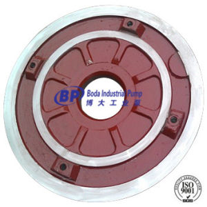 Slurry Pump Frame Plate Liner Insert pictures & photos
