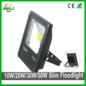 Hot Style Slim Black AC85-265V 20W LED Floodlight pictures & photos