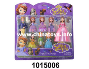 """New Toys 6PCS 3""""Doll with 2PCS 5""""Doll (1015006) pictures & photos"""