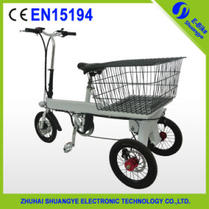 Electric Tricycle for Adults with 36V Lithium Battery pictures & photos