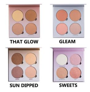 Highlighter Powder Glow Kit Makeup Compact Powder pictures & photos