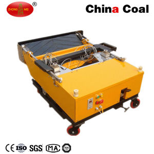 Hl 6 Automatic Wall Wiping Rendering Machine pictures & photos