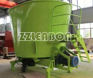 Total Mixed Ration Tmr Animal Feed Mixer for Sale pictures & photos
