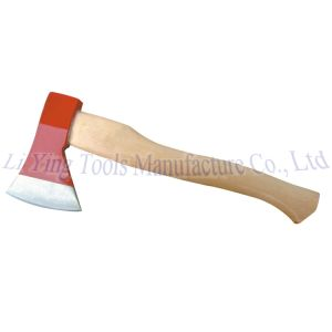 Axe with Wood Handle 1