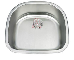 Washing Bowl, Stainless Steel Kitchen Sink (A73) pictures & photos