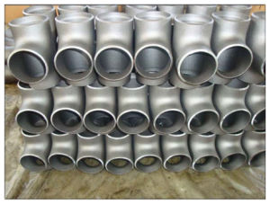 ANSI/ASTM Bw Stainless Steel Straight Tee