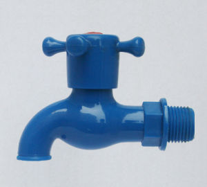 Plastic Faucet, Water Tap with Translucent Color, Water Tap for Washing Machine pictures & photos