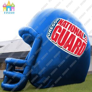 Hot Sale Football Helmet Inflatable Tunnel with Ce Approved for Outdoor Use pictures & photos