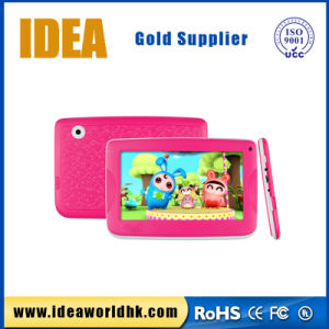 7 Inch Rk3126 Quad Core 1024X600 Tn Screen 1GB+8GB Kids Tablet pictures & photos