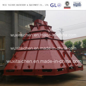 Steel Structure Fabrication Welding Construction Charging Spout pictures & photos