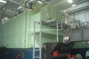 Packaged Biomass Fuel Water-Fire Tube Steam Boiler pictures & photos