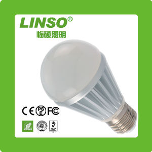 PSE FCC CE RoHS E27 5x1w A60 LED Bulb